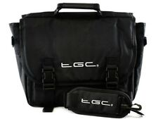 Nextbase Click 9 Duo Portable DVD Player Twin compartment Messenger Bag by TGC ®