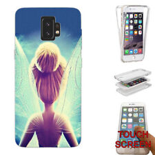 2918 Pretty Fairy Whimsical Gel Case Full 360° Cover For Samsung Series A6 A8 +
