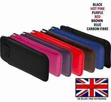 BLACKBERRY Z10 - Similpelle Sottile linguetta Custodia cover telefono