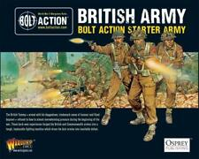 WARLORD GAMES - BOLT ACTION - BRITISH ARMY ITEMS - VARIOUS - 28mm - GENERIC