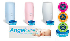 Nappy Cassettes Disposal System Wrappers Bags Sacks Angelcare