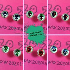 Suicide Squad Stud Earrings