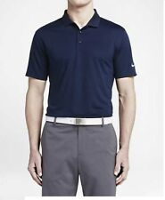 New Nike Victory Solid Golf Polo Shirt  S/golf top/ navy/ standart fit/NIKE GOLF
