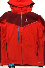 SALOMON Icespeed jkt M giacca uomo [403844] fiery red
