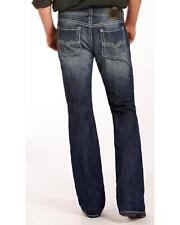 Rock and Roll Cowboy Men's Pistol Embroidered Jeans - Boot Cut  - M0P4427