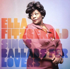 Sings Ballads for Lovers, Ella Fitzgerald, Very Good Import