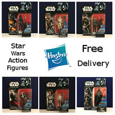 "Hasbro Star Wars 3.75"" Action Figure Selection Free Delivery Brand New Boxed"