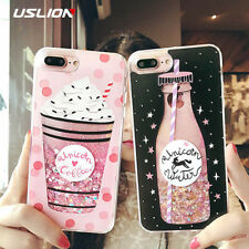 Soft TPU Cartoon Pattern Cover 3D Pineapple Print Phone Case For iPhone 7 Plus