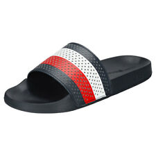 Tommy Hilfiger Hilfiger Pool Mens Midnight Navy Synthetic Slide