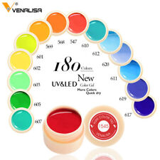 UV Led Gel Soak Off Laca Pintura Esmalte Uñas Sello Oferta Manicura