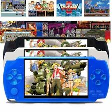 "32Bit Built-In 4.3"" Portable Video Handheld Game Console Player 10000 Games 4GB"