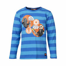 Lego Wear Niños Camisa Star Wars TIMMY157 Talla 110 116 122 128 134 140 152