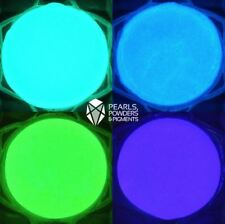 Glow in the Dark Powder for nails Fluorescent Paint Pigment Nail Art Polish Dip