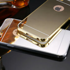 Luxury Case For Apple iPhone 6 7 Plus Ultra-Thin Mirror Soft Silicone Gel Cover