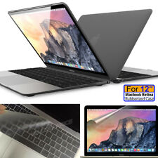 Rubberized Hard Case Shell Cover Silicone Keyboard Skin Cover for Macbook 2018