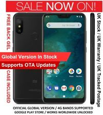 """BRAND NEW SEALED GLOBAL Xiaomi Mi A2 Lite 64GB 5.84"""" Snapdragon 625 Android ONE"""