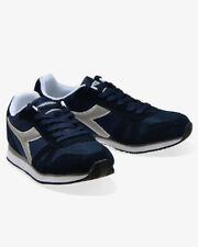Diadora Scarpe Sneakers Sportive Lifestyle sportswear Simple Run Blu