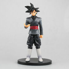 2018 New Dragon Ball Z Super Saiyan Super Warriors Black Goku Trunks 17cm