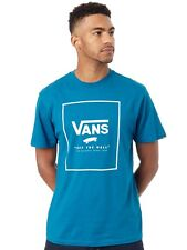 T-Shirt Vans Print Box Corsair-Bianco