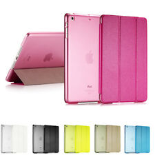 Ultra Slim Smart Flip Stand PU Leather Cover Case For Apple iPad Mini 1 2 3