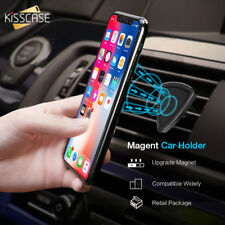 Air Vent Mount Magnetic Stands Silicone Holders Stand Universal Car Phone Holder
