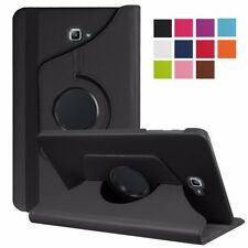 360 Rotating Case for Samsung Galaxy Tab A 10.1 2016 T580 T585 Stand Cover PU