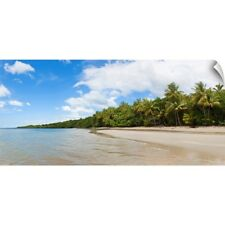 Wall Decal entitled Cape Tribulation, Daintree River National Park, Queensland,