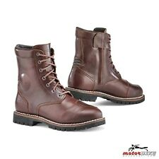 TCX 24/7 LINE VINTAGE SERIES STIVALETTO MOTO IMPERMEABILE BOOTS HERO WATERPROOF