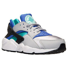 Authentic Nike Air Huarache Run Wolf Grey Persian Violet 634835 008 Women size