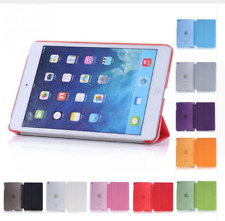 Custodia Cover A Flip Smart Astuccio Fronte+Indietro Per Apple Ipad Air Mini Pro