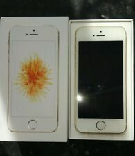 Apple iPhone SE - 16GB 64GB  Gold Verizon Factory Unlocked A1662 (CDMA +GSM)