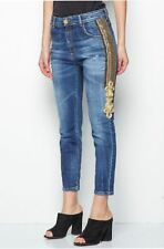 Pantalone Jeans  Revise Blue vibers By Belen Rodriguez Donna abbigliamento