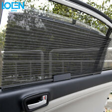 Car Side Sunshade Curtain Mesh Visor Shield Solar Protection 60CM*46CM Expand