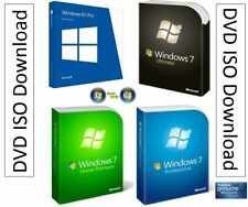 Windows 7 Home Professional Ultimate Nur Download 32/64 Bit Vollversion Laptop