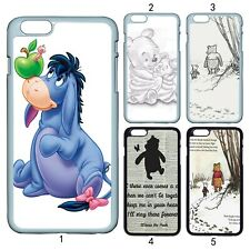 Winnie the Pooh Eeyore For Apple iPhone iPod / Samsung Galaxy Note 10 Case Cover