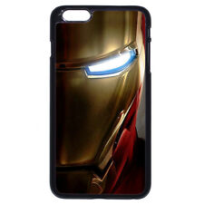 Iron Man Avengers Golden Mask For Apple iPhone iPod / Samsung Galaxy Case Cover