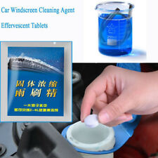 10PC Car Vehicle Windshield Glass Wash Cleaning Concentrated Effervescent Tablet