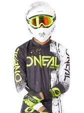 Casacca MX ONeal 2019 Element Shred Nero