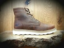 CAT // Caterpillar // Chronicle // Mens Dogwood Brown Boots // NEW!!!