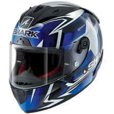 Shark Race-R pro Lorenzo Monster Mate Krw Moto Luz Casco Moto Gp