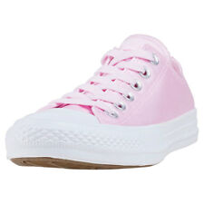 Converse Chuck Taylor All Star Ox Womens Pink White Textile Trainers