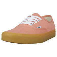 Vans Authentic Womens Blush Pink Canvas Trainers