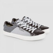 Baskets basses PEPE JEANS CLINTON SILVER NEUVES