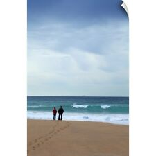 Wall Decal entitled Coumeenoole Beach at Slea Head, Dingle Peninsula, County