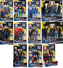 Wwe Personaggi - Tough Black Talkers Totale Tag Team - Mattel - Nuovo -