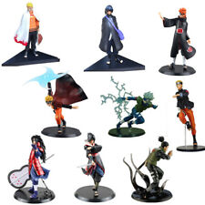1pc/lot High Quality Naruto Actions Figures 9 Styles Anime