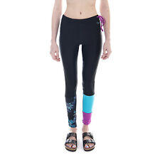 Protest Pantalones Superman Surf Legging Verdadero Black Multicolor