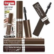 Rimmel Brow This Way Light Weight Brow Gel - Carded