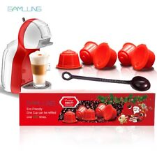 5Pcs Refillable Dolce Gusto Coffee Capsule Nescafe Dolce Gusto Best Scoop Brush