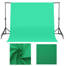 Green Screen Photo Background Photography Backdrops Backgrounds 1.6X2/3M Studio